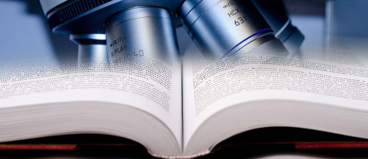 Korrekturlaesning af ph.d.-afhandling